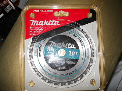 Makita 5 3/8 Metal Cutting Blade A-95037