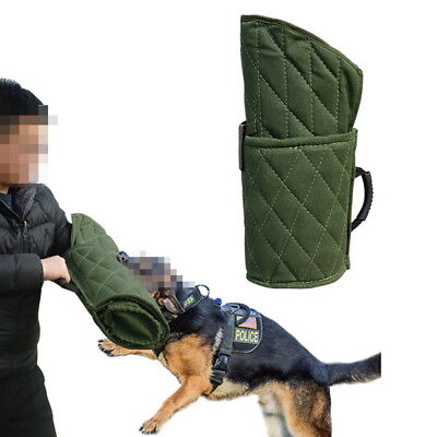 Police K9 Young Dog Bite Sleeve Arm Protection Intermediate For Dog Training DF