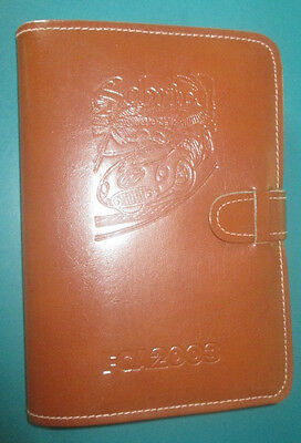 Ferrari Club of America 2003 Sebring Annual Meet Program Pouch Florida Region