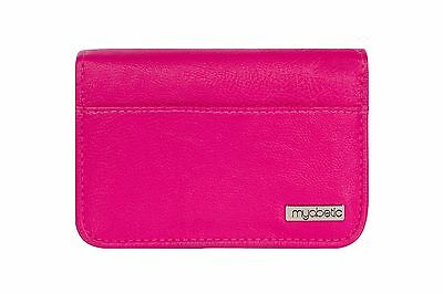 Myabetic Clemens diabetes compact wallet case - other colours available