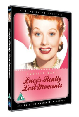 Lucille Ball, Desi Arnaz-Lucille Ball: Lucy's Really Lost Moments  DVD NUEVO