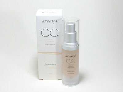 "CC Cream - arcaya Make up Cream ""all skin colour"" 30ml im Spender"