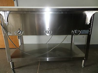 Duke E303 120 food warmer all stainlees steal excelent working conditions
