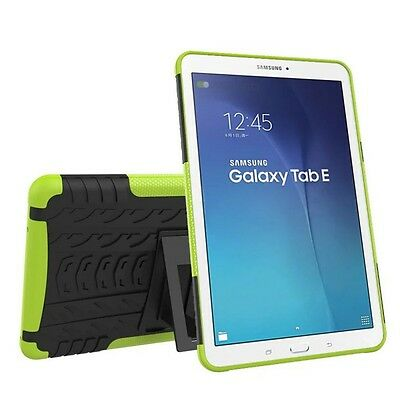 Hybrid Outdoor Protection Cover Green for Samsung Galaxy Tab E 9.6 SM T560