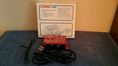 Lionel HO  transformer power pack  #5-4550 with box ** Appears New** **LOOK**