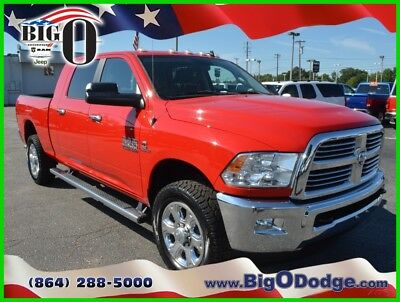 2015 Ram 2500 Big Horn 2015 Ram 2500 Big Horn Used Turbo 6.7L I6 24V Automatic 4WD Pickup Truck