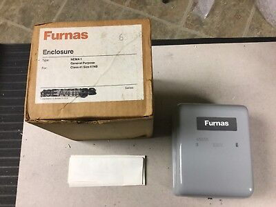 Furnas 49EA41NBB Enclosure with 41NB20AG Contactor NIB