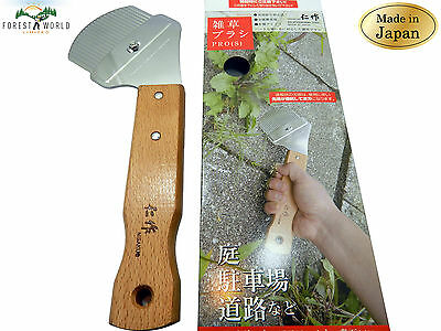 Japanese Garden Hand Pathway Pavement Weeder Specialized Tool,Stainless steel