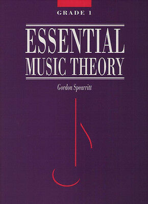 Essential Music Theory Grade 1 - Gordon Spearritt *new*