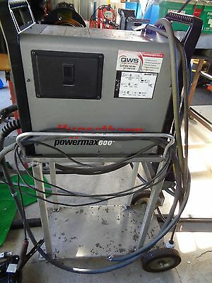 Plasma cutter - Hypertherm Powermax 600