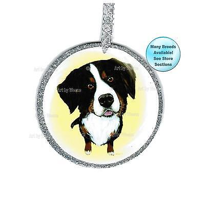 Bernese Mountain Dog Ornament Christmas Ornament