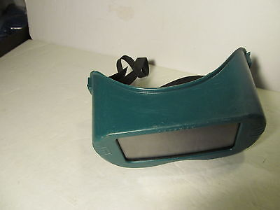 Vintage Brazing/Welding Safety Googles. Made by Gateway. Free Shipping in USA.