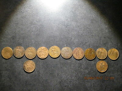 how to clean australian coins pennies