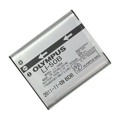 NEW Genuine Original Olympus LI-50B Li-Ion Battery For u9010 u1010 u TOU li