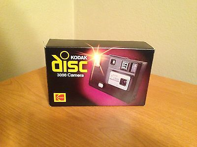 Kodak Disc 3000 Camera (In Box) Tested