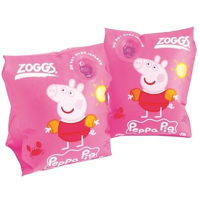 Peppa Pig Inflatable Armbands 2-6 years, Kids / Toddler Swimming Pool Safety