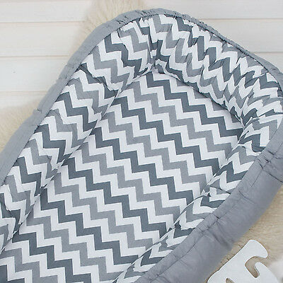 Baby white pod, baby Nest for newborn, co sleeper, babynest, baby nest bed