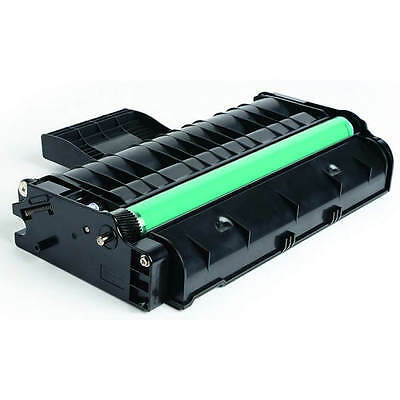 Genuine Ricoh 407254 Black Mono Laser Printer Toner Cartridge