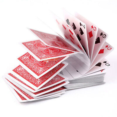 Magic Electric Deck of Cards Magician Prank Trick Close-up Stage Poker Prop Toy