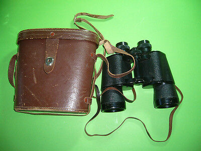 306KG3 Fernglas LUNA 7 X 50, 124 m - 1000 m. Vintage binoculars. Made in Japan