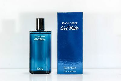 Davidoff Cool Water Eau de Toilette Spray 125 ml Neu OVP