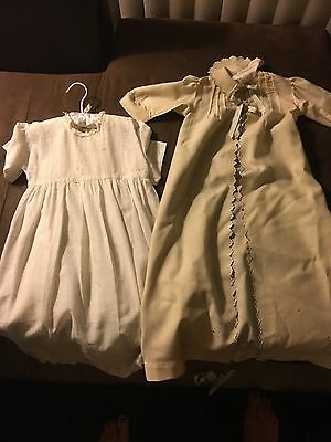 Vintage Baby Dress And Jacket