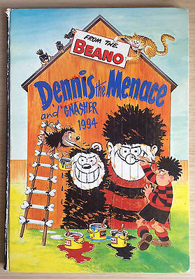 Dennis the Menace Annual 1994 (From the Beano)