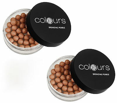 (71,94€/100g) 2 x 18 g LR Colours Bronzing Pearls