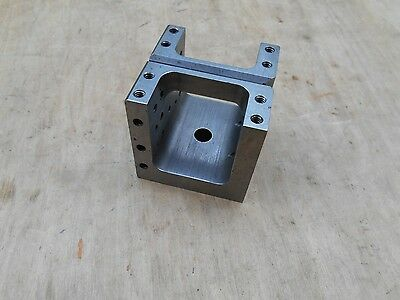 "Machinist grind cube grinding block 2 7/8"" all around"