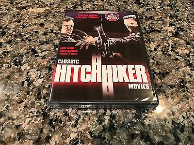 Classic Hitchhiker Movies New Sealed DVD! Detour, Hitchhiker, Ginger In The Mo