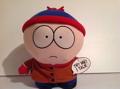 South Park Talking Stan Plush