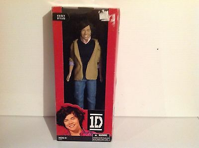 1D Harry Styles Doll Red Box
