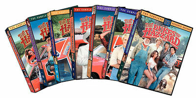 The Dukes of Hazzard - The Complete Seasons 1-7 & 2 Feature Films + General Lee