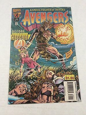 Avengers #391, 392, 393 (LOT OF 3 BOOKS!) THE CROSSING! Marvel • $0.99