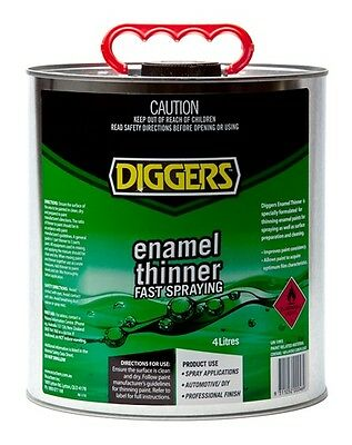 Enamel Thinners 4 Litre