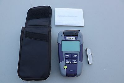 JDSU OLP-35 Fiber meter. Comes with everything pictured. Great Condition