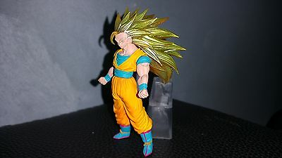 Dragon Ball Z Dg Special Goku Ss3 Gashapon Bandai Figure Digital Grade