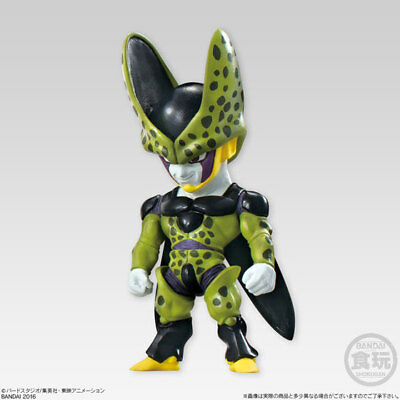 Dragon Ball Z Adverge 01 Perfect Cell Figure Figura New Nueva Bandai