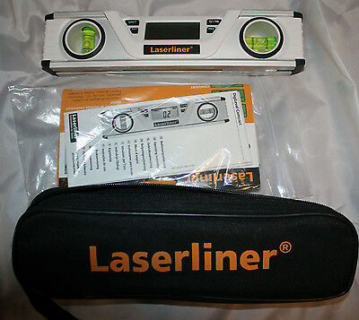 Laserliner DigiLevel Compact 081.202A Electronic Spirit Level