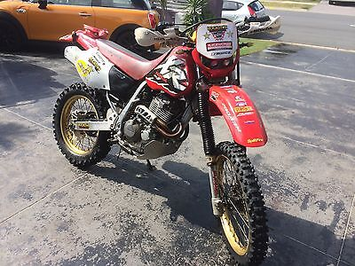 2005 XR400R With Electric Start, TM38 Mikuni Carb and CRF Exhaust