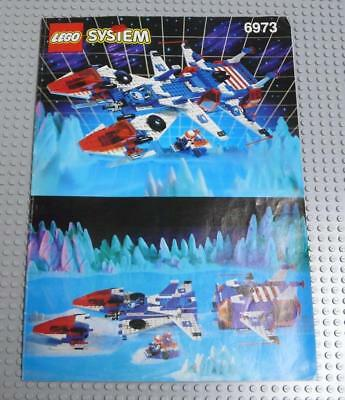 LEGO INSTRUCTIONS MANUAL BOOK ONLY 6973 Deep Freeze Defender x1PC