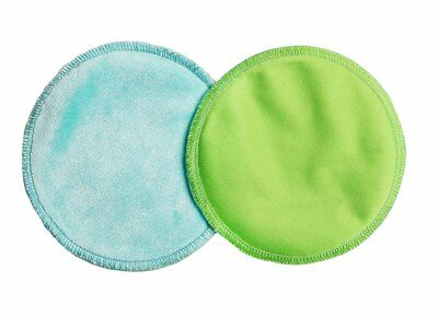 3 x Bamboo Velour Breast Pads with PUL Protective Layer