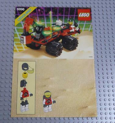 LEGO INSTRUCTIONS MANUAL BOOK ONLY 6896 Celestial Forager x1PC