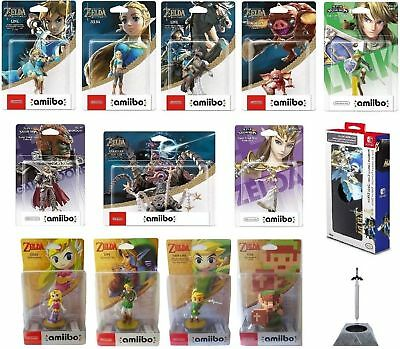 The Legend of Zelda Nintendo Amiibo Collection Figures NEW&BOXED NEU&OVP EU-VERS