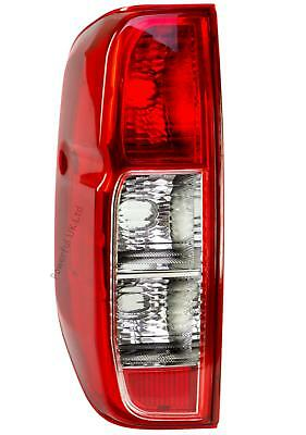 Rear tail light for Nissan Navara D40 E Marked lamp 2005 on LH N/S lens double