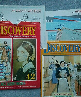 Marshall Cavendish Discovery Collection Magazine Pack 42 Florence Nightingale