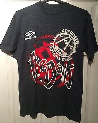 Aberdeen FC 1994-96 Training Shirt Size - Small (LB)