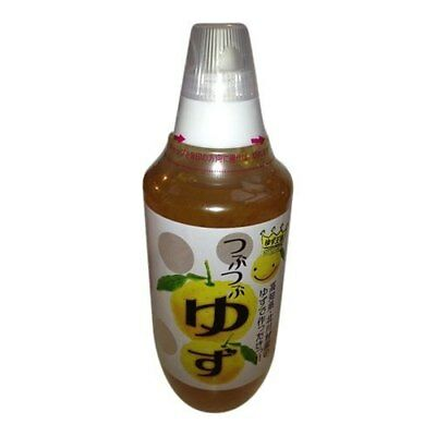 Yuzu Syrup 480ml