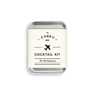 Carry On Cocktail Kit - The Old Fashioned