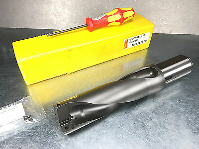 "NEW Sandvik 1.75"" CoroDrill 880 Indexable Insert Drill A880-D1750LX38-03"